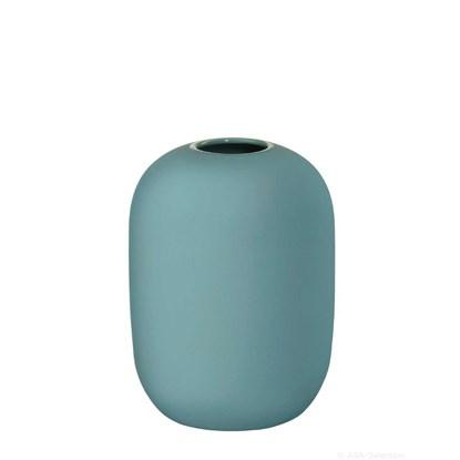 Váza SMOOTHIES 13 cm modrá_0