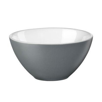 Keramická miska 13,5 cm šedá_0