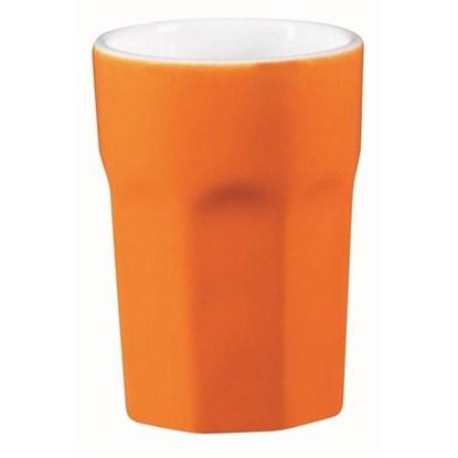 Hrnek Café Latte - oranžová_0