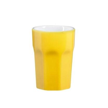 Hrnek na cappuccino - žlutý_0