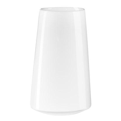 Váza FLOAT 17 cm bílá_0