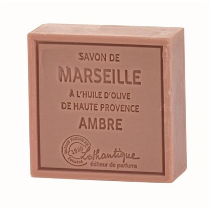 Marseillské mýdlo Amber 100g_0