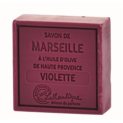 Marseillské mýdlo Violet 100g_0