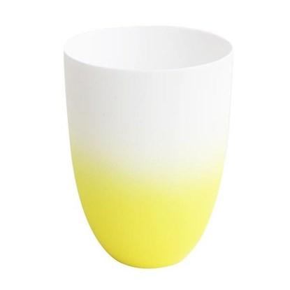 Váza NEON žlutá_0