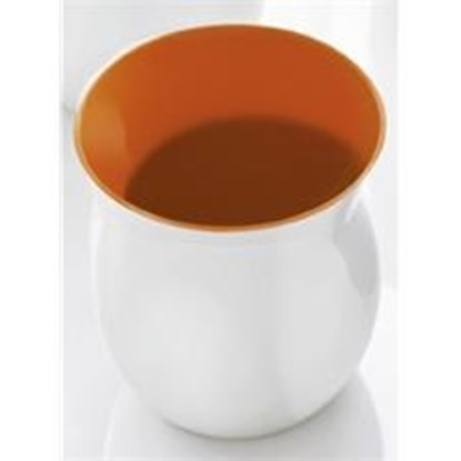 Váza BELLA M - oranžová_0
