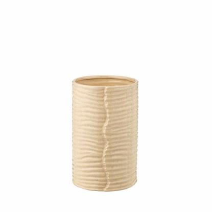 Váza MARCUS 25 cm bílá_0