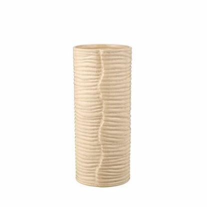 Váza MARCUS 30 cm bílá_0