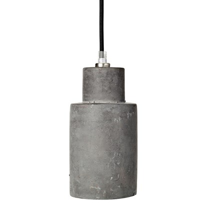 Lustr GERD P.10cm tm. šedý_0