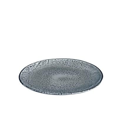 Mělký talíř NORDIC SEA šedý 26 cm_0