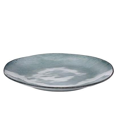 Velký talíř NORDIC SEA 30 cm šedý_0