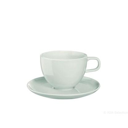 Šálek na kávu s podšálkem ASA KOLIBRI 0,_0