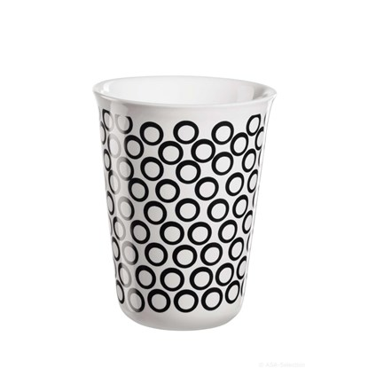 Šálek na cappuccino COPPETTA kruhy_0