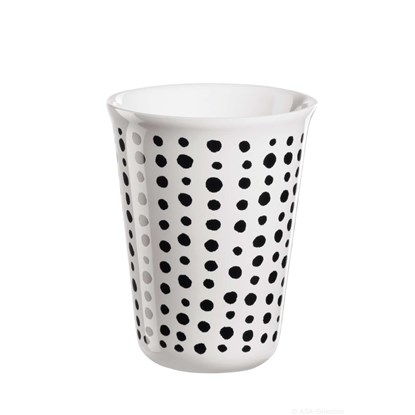 Šálek na cappuccino COPPETTA puntíky_0