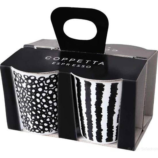 Šálek na espreso SET/4ks COPPETTA 4 druh_0