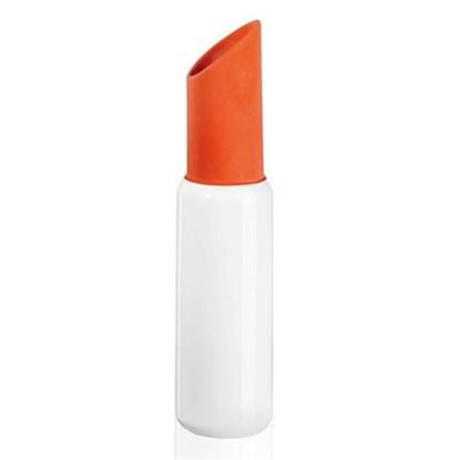 Váza BEAUTY 20 cm oranžová_0