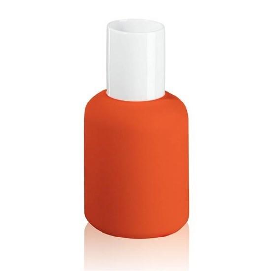 Váza BEAUTY 12,5 cm oranžová_0