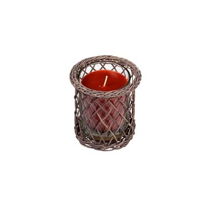 Svícen CROSS se svíčkou DH 20h_0