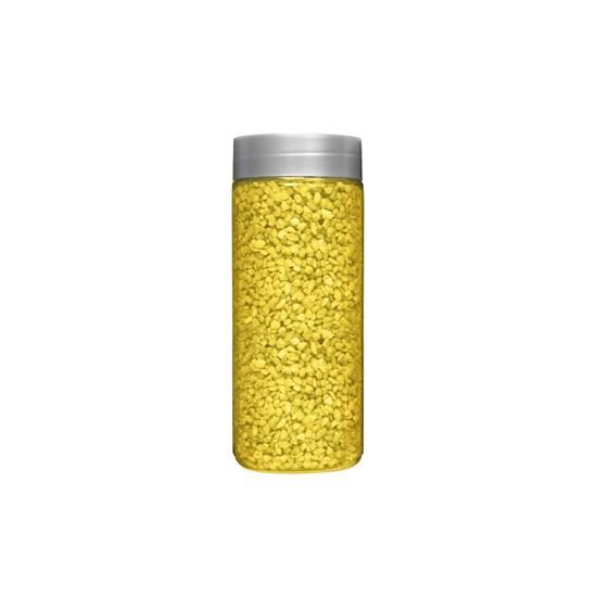 Dekorační kamínky BROSTE 800g žlutá_0