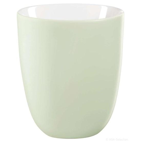 Váza OVALE 28 cm zelinkavá_0