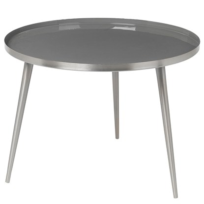 Stolek JELVA 57 cm šedý_0