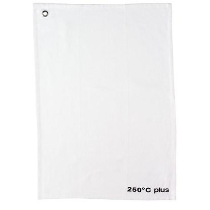 Utěrka 250°C plus - bílá_0