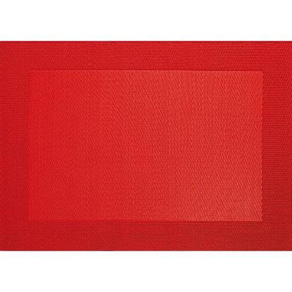 Prostírání 33 x 46 červené_0