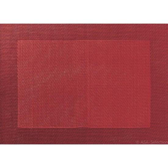 Prostírání 33 x 46 tmavě červená_0