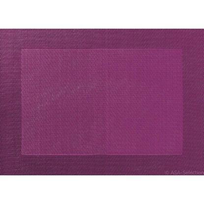 Prostírání 33 x 46 tmavě fialová_0