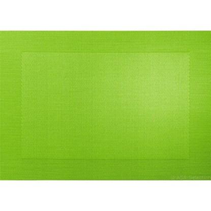Prostírání ASA 33 x 46 jablkově zelená_0