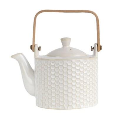 Konvička na čaj LINNA 1l relief_0