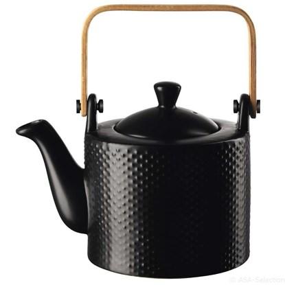 Konvička na čaj BLACKTEA 0,75l kapky_0