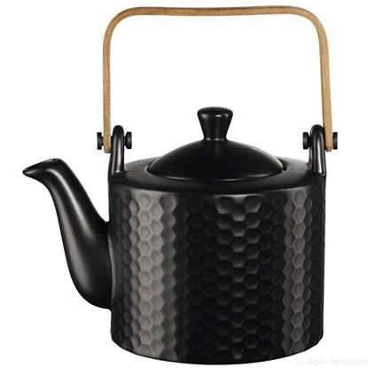 Konvička na čaj BLACKTEA 0,75l reliéf_0