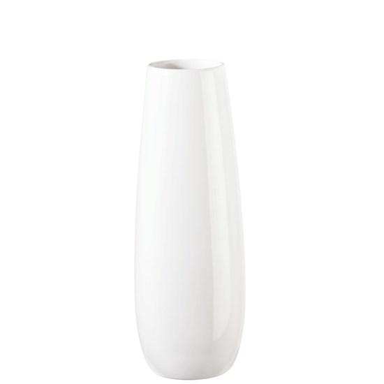 Váza EASE 25 cm bílá_0