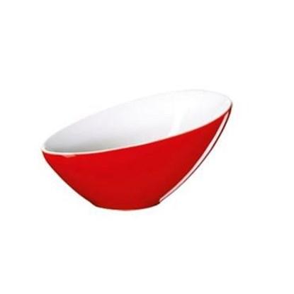 Mísa VONGOLE D.15,5cm červená_0