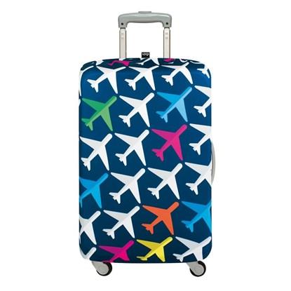 Obal na cestovní zavazadlo LOQI - AIRPOR_0