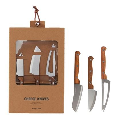 Nůž na sýr SET/3ks_1