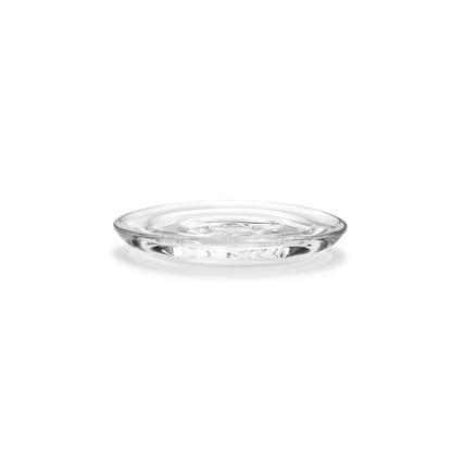 Miska na mýdlo DROPLET 14x10x3 cm čirá_0