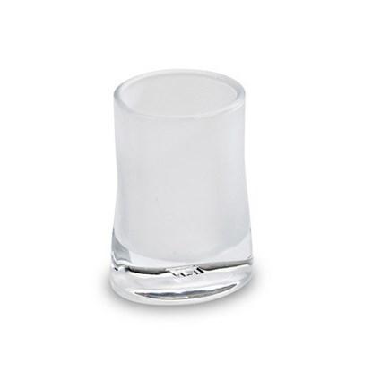 Pohárek na vodu VAPOR 9x8x13 cm bílý_0