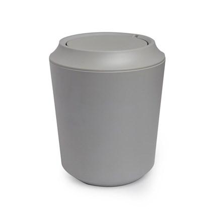 Odpadkový koš FIBOO šedý_0
