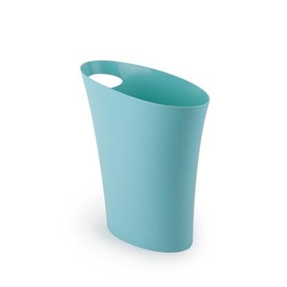 Odpadkový koš SKINNY 7,5 l tyrkysový_0