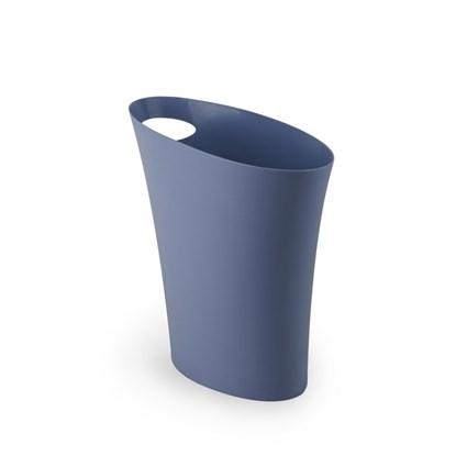 Odpadkový koš SKINNY 7,5 l modrošedý_0