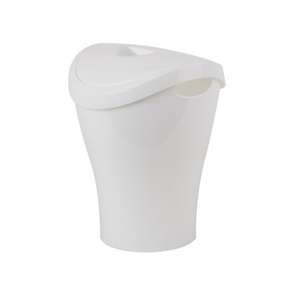 Odpadkový koš SWINGO bílý_0