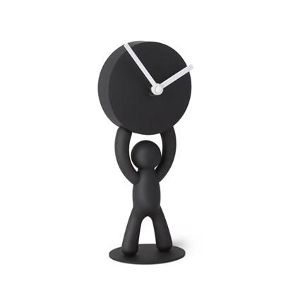 Stolní hodiny BUDDY černé_0