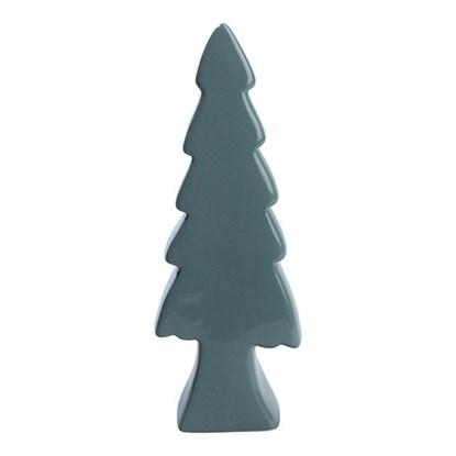 Dekorační stromek tm.petrolejový_0