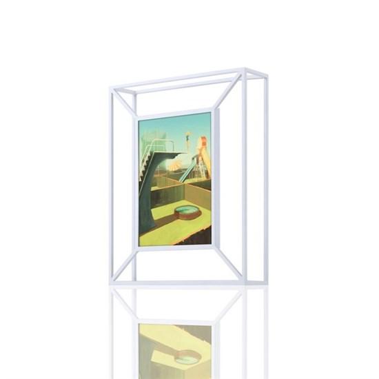Fotorámeček MATRIX 13x18 cm bílý_0