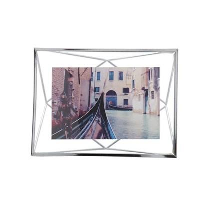 Fotorámeček PRISMA 10x15 cm chrom_0