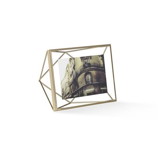 Fotorámeček PRISMA 10x15 cm mosaz_0