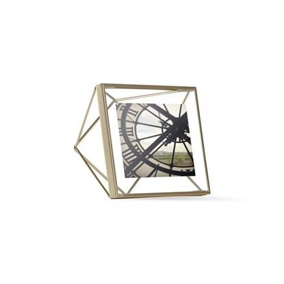 Fotorámeček PRISMA 10x10 cm mosaz_0