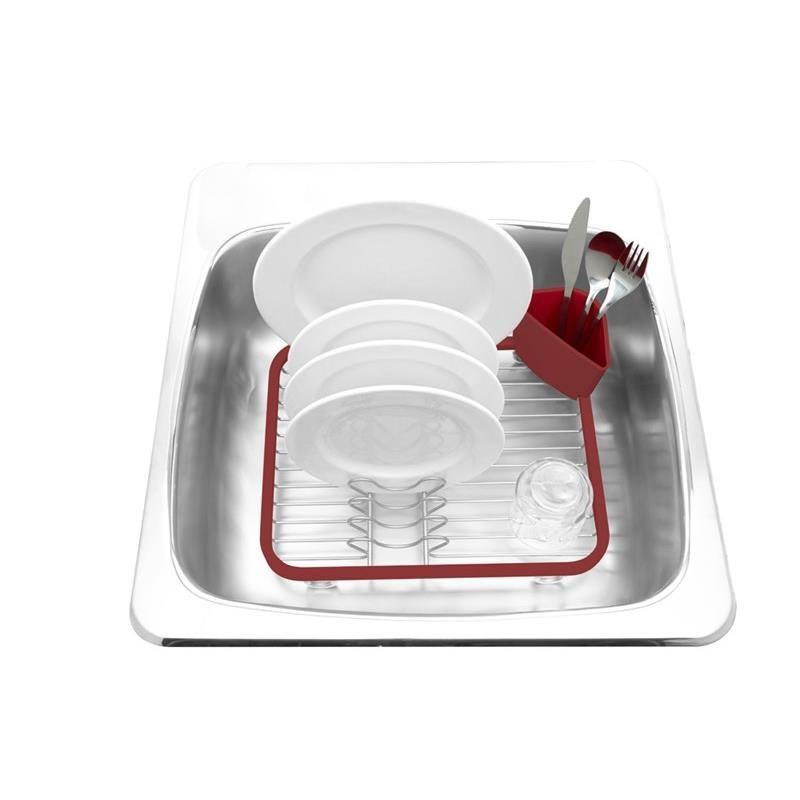 Odkapávač nádobí SINKIN red_0