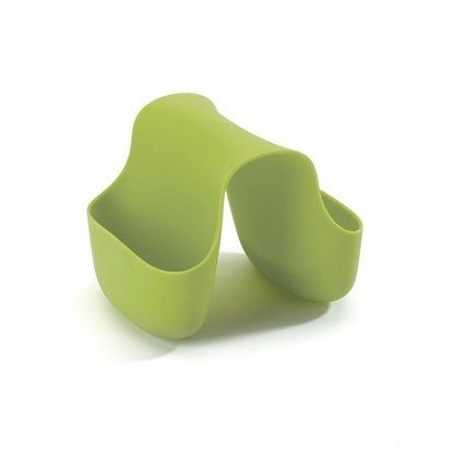 Držák na drátěnku/houbičku SADDLE zelený_1